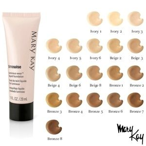 Mary Kay TimeWise Luminous Wear Liquid Foundation